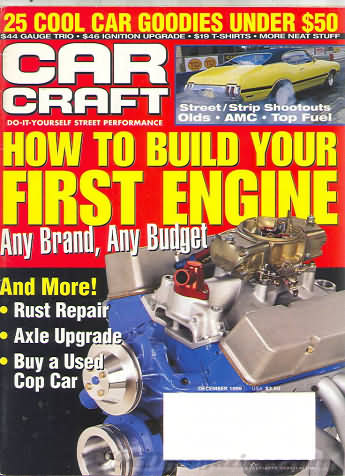 Car Craft December 1999