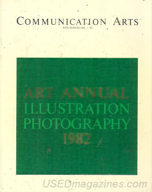 Communication Arts July/August 1982