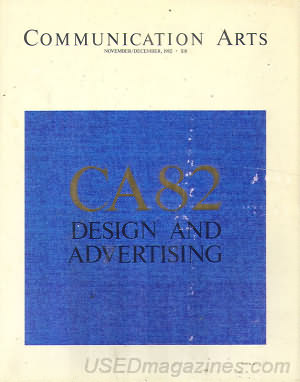 Communication Arts November/December 1982