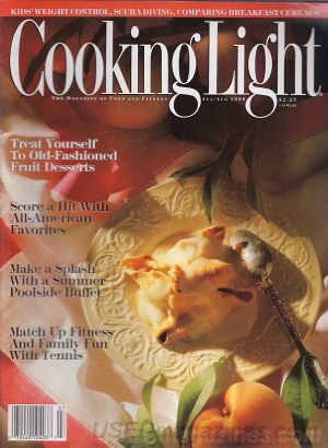 Cooking Light July/August 1990
