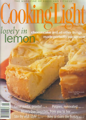 Cooking Light May 2000