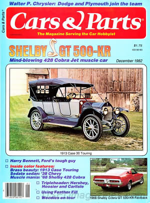 Cars & Parts December 1982