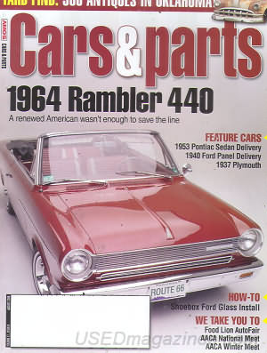 Cars & Parts August 2008