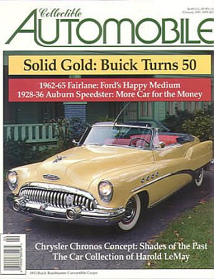 Collectible Automobile Volume 15 Number 5