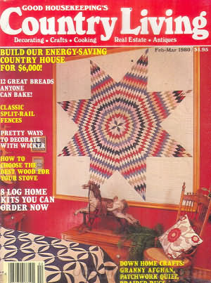 Country Living February 1980