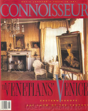 Connoisseur August 1990