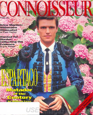 Connoisseur October 1991