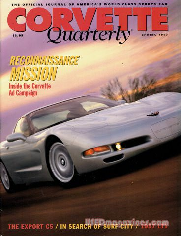 Corvette Quarterly Spring 1997