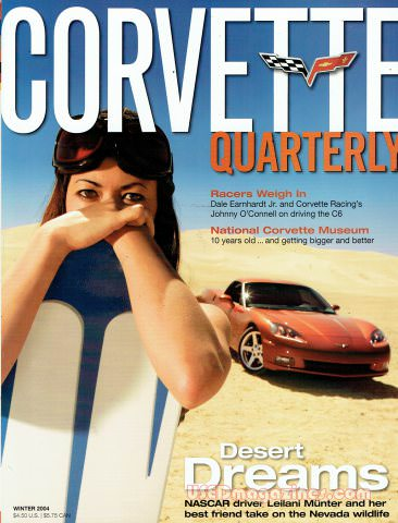 Corvette Quarterly Winter 2004