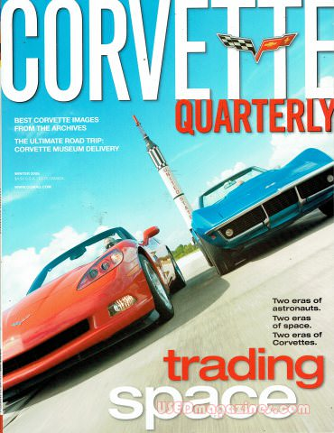Corvette Quarterly Winter 2006