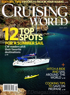 Cruising World July 2011