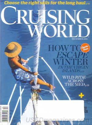 Cruising World December 2013