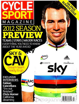 Cycle Sport America March 2012