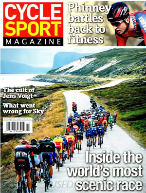Cycle Sport America October 2014