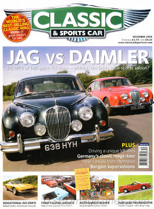 Classic and Sports Car December 2006