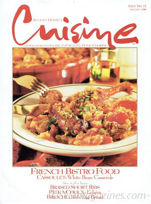 Cuisine September 1998