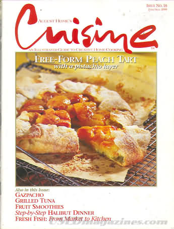 Cuisine July 1999