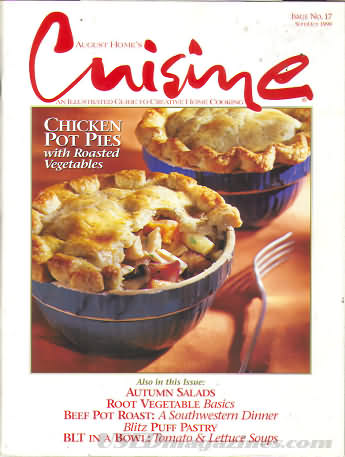 Cuisine September 1999