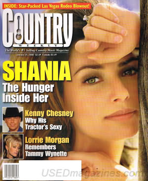 Country Weekly January 25, 2000