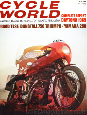 Cycle World June 1969