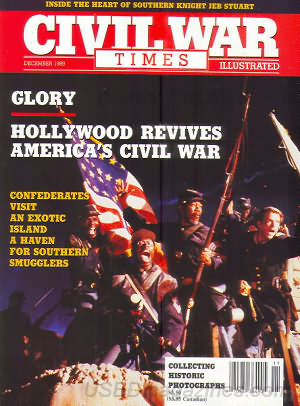 Civil War Times November 1989