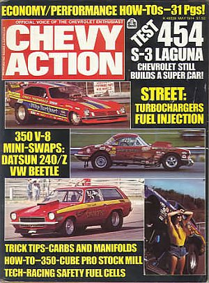 Chevy Action May 1974