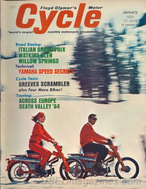Cycle January 1965
