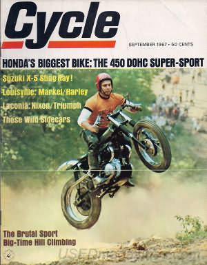Cycle September 1967