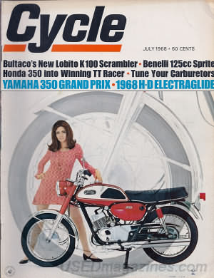Cycle July 1968