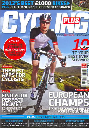 Cycling Plus June 2012