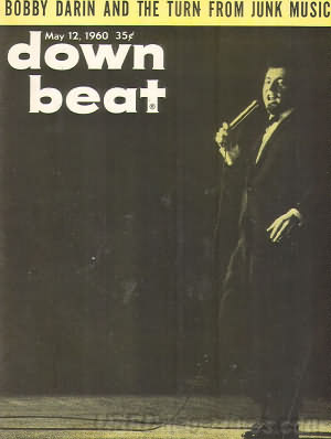 Down Beat May 12, 1960