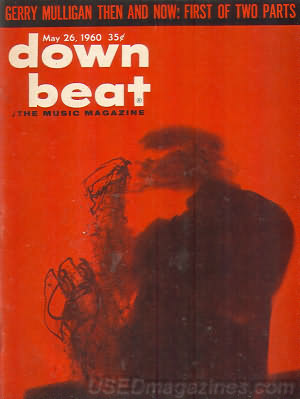 Down Beat May 26, 1960