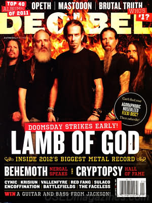 Decibel January 2012