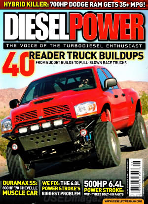 Diesel Power June 2009