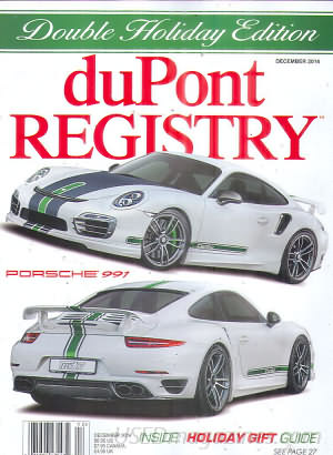 duPont Registry December 2014