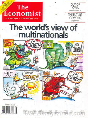 The Economist January 29, 2000