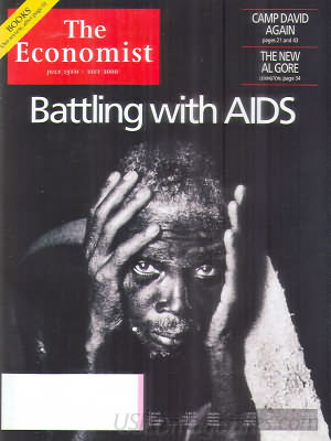 The Economist July 15, 2000