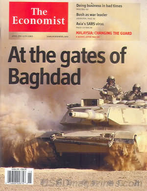 The Economist April 05, 2003