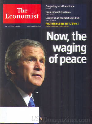 The Economist May 31, 2003