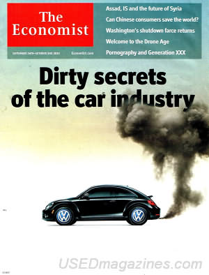 The Economist September 26, 2015
