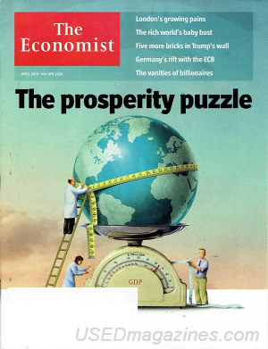 The Economist April 30, 2016