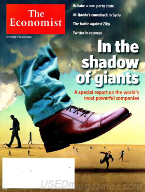 The Economist September 17, 2016