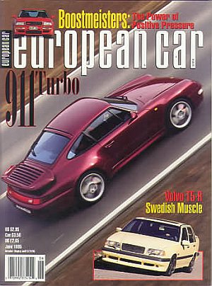 European Car June 1995