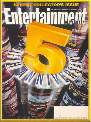 Entertainment Weekly February 24/March 3, 1995