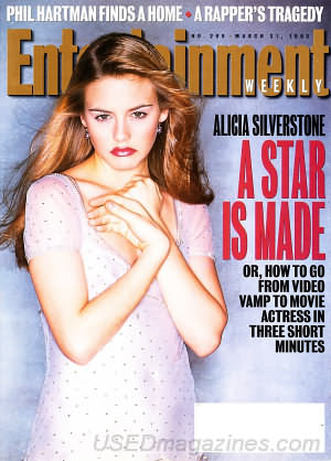 Entertainment Weekly March 31, 1995