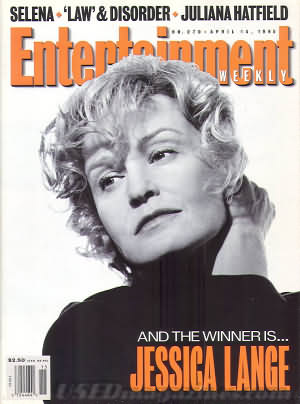 Entertainment Weekly April 14, 1995
