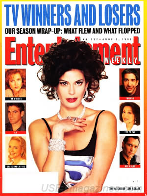 Entertainment Weekly June 02, 1995