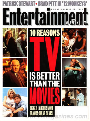 Entertainment Weekly October 20, 1995