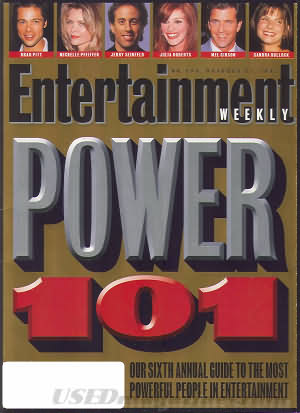 Entertainment Weekly October 27, 1995
