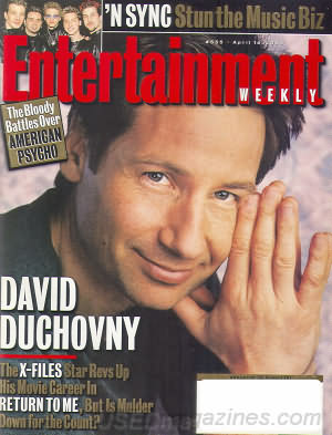 Entertainment Weekly April 14, 2000
